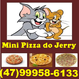 Mini Pizza do Jerry